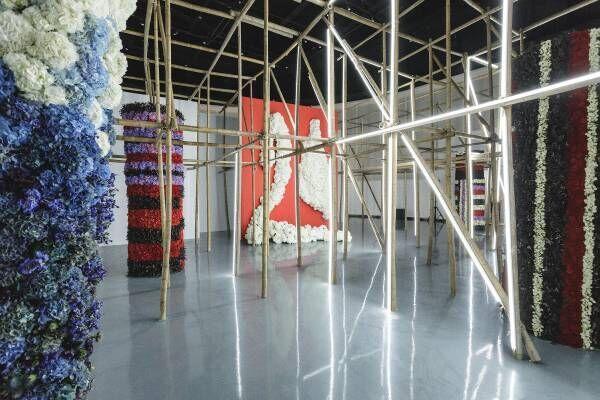 3.1 フィリップ リム 2018春コレクション、上海 ファッション ウィーク中にインスタレーション開催