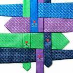 エトロからクリスマスギフトにぴったりなハートやうさぎ柄のネクタイやチーフが登場!