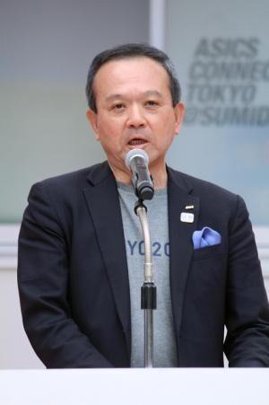 アシックスコネクショントウキョウ(ASICS CONNECTION TOKYO)