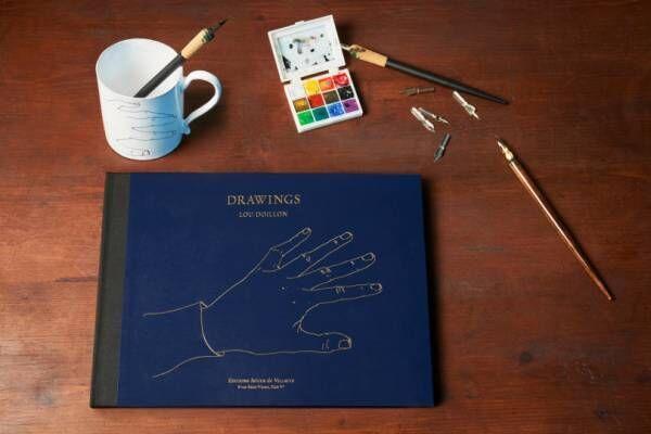 アスティエ・ド・ヴィラットがルー・ドワイヨンとコラボした初のアート本発売!