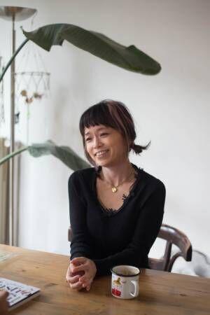 パリの多国籍な食文化に触発される、画家・イラストレーター田中麻記子が創造する世界【INTERVIEW】