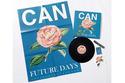 アンダーカバーからロックバンド「CAN」の新作グッズ。高橋盾が過去の楽曲からセレクトした4曲を10年ぶりにリリース