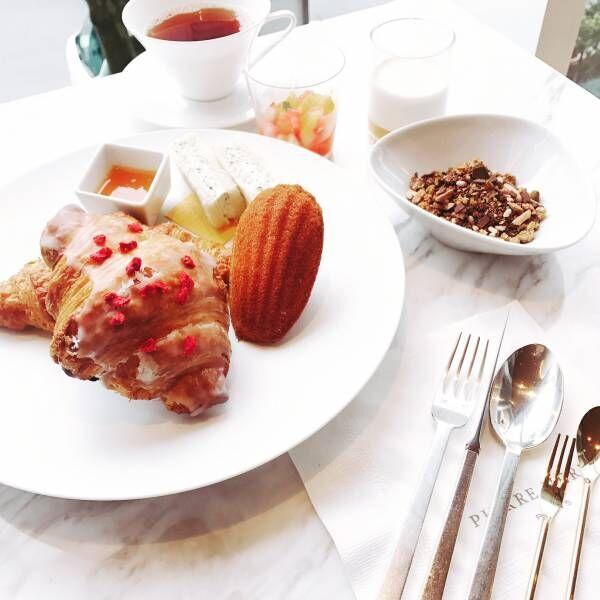 ピエール・エルメ・パリ 青山、毎月第3土曜日限定で贅沢な朝食イベントを開催
