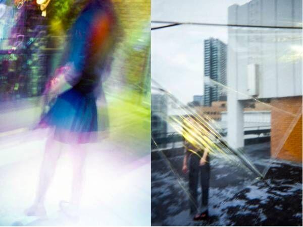新進気鋭の写真家、早川雄大と高橋草元による初の写真展が表参道ロケットで開催