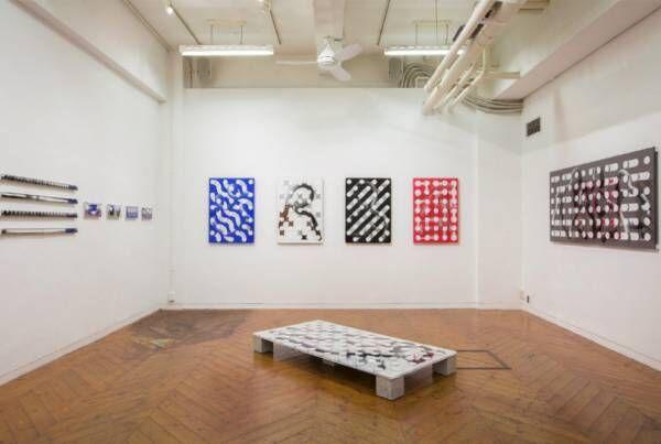 グラフィックデザイナー 安田昂弘の新作個展、中目黒VOILLDにて開催