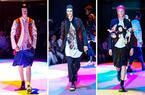 コム デ ギャルソン オム プリュス、「ファッションは中身が大事!」【2018春夏メンズ】