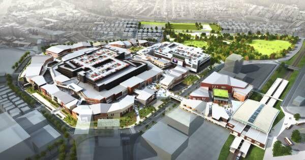 南町田が二子玉川に続く新たな暮らしの拠点に! グランベリーモール跡地再開発の概要が決定