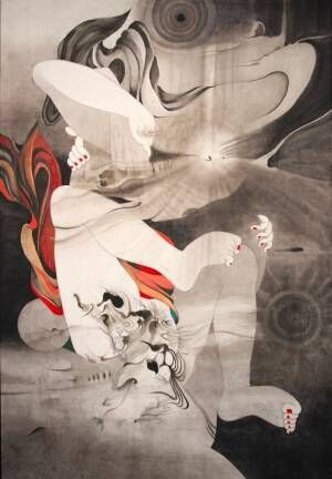 BSフジ「ブレイク前夜」に登場した若手アーティスト達の現代美術展がBunkamura Galleryにて開催