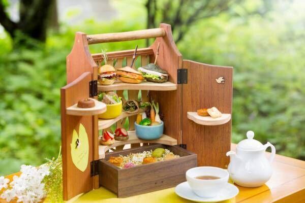 星野リゾート 軽井沢ホテルブレストンコートから「春の便りのデザート」登場