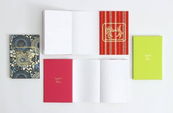 パスザバトン京都祇園店限定! 尚雅堂とキギとパスザバトンによるオリジナル朱印帳