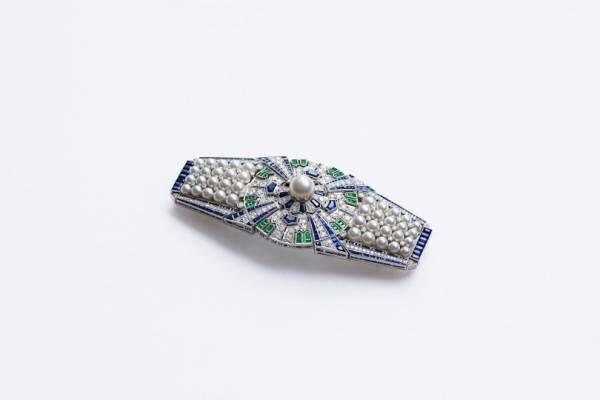 ミキモト、世界初の真珠養殖成功から125周年。記念の新作ジュエリーコレクションを発売