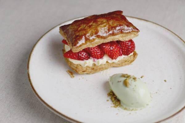 美食の日常「カフェ・ノワゼット」オープン! パリの人気ネオビストロの味を気軽に一皿から
