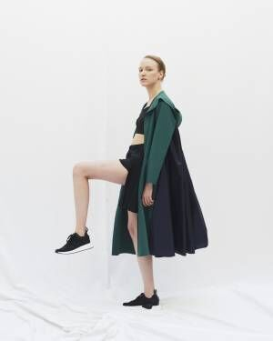 ダンスキンからレキサミ幾左田千佳デザインのカプセルコレクションが登場