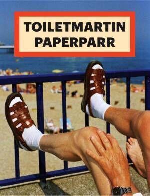 『TOILETPAPER』のゲストに写真家マーティン・パーを迎えた特別イシュー【ShelfオススメBOOK】