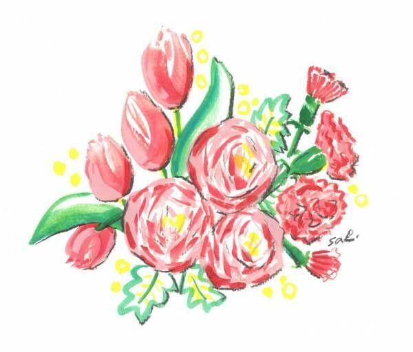 ケイト・スペード ニューヨーク、店舗限定イベント開催! 春コレクションにちなんだフード&ドリンク、先着で花のプレゼント