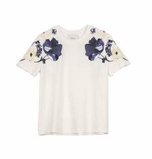 3.1 フィリップ リム、ギンザ シックス店1周年を記念したフローラルプリントの店舗限定Tシャツ発売!
