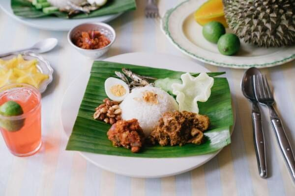 世界の朝食レストラン、4月と5月はマレーシアのエスニックな朝ごはんが登場