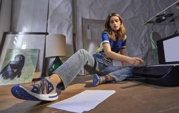 アディダス オリジナルス、女性のためのニューシルエット「アーキン」スニーカー4モデル発売! ケンダル・ジェンナーらモデルに