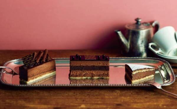 新宿伊勢丹のフランス展! ベルナシオン来日、リヨン本店の限定チョコレートケーキに成澤芽衣シェフのバゲットなど