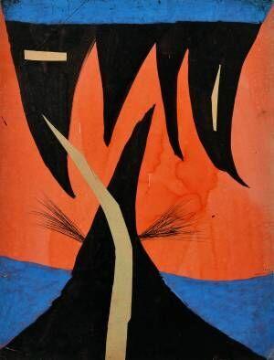 草間彌生美術館「さあ、今、我が人生の最大の出発にきた」開催中。創作の出発点である1950年代の作品にフィーチャー