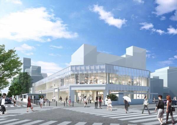 川崎にパルコの新商業施設「川崎ゼロゲート(仮称)」が、2019年初秋に開業
