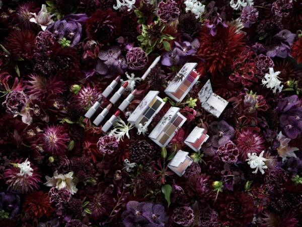 ナーズがアーデムとコラボした2018年サマーコレクション、幻想的な花の世界に誘う全14ピース