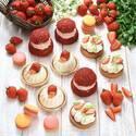 """フレデリック・カッセルの5月限定""""赤い色""""の「いちご」スイーツ! 母の日におすすめなカーネーションケーキも"""