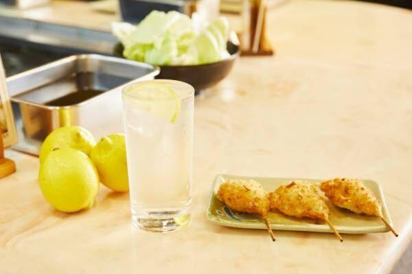 大阪初開催! レモンサワーフェスティバル、出店店舗&メニューが決定
