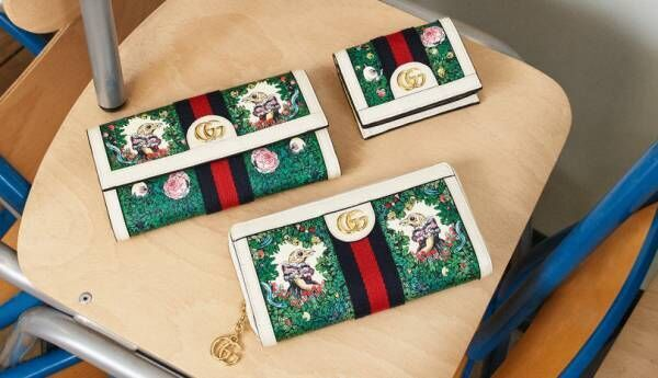 グッチが日本人アーティスト・ヒグチユウコとコラボ、ハンドバッグやウエアの日本限定コレクション発売!