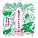 有機野菜やフルーツのマーケット! 農業とサーフィンをベースに食について考えるイベントが代官山で開催