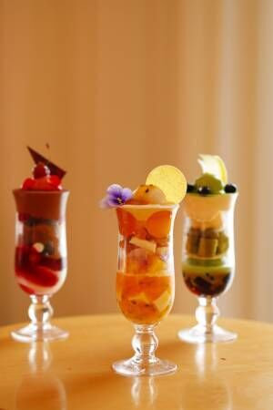 資生堂パーラーがラゾーナ川崎プラザにオープン! 人気のパフェを始め、店舗オリジナルや季節限定メニューも