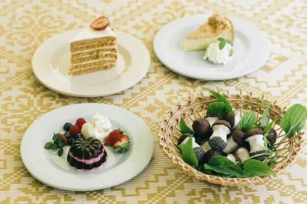 世界の朝食レストラン、6月と7月はリトアニアの朝ごはん! ピンクのスープも登場