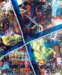 コム デ ギャルソンとのコラボで話題のアーティスト・バーナイの個展が代官山で開催