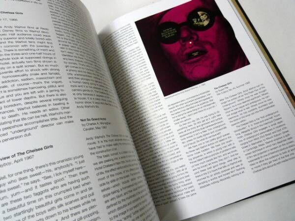 アンディ・ウォーホルの66年映画『チェルシー・ガールズ』を解剖【ShelfオススメBOOK】
