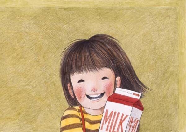 絵本作家・林明子の全国巡回ラストとなる大規模原画展が松屋銀座で開催! 繊細で美しい原画約200点を展示
