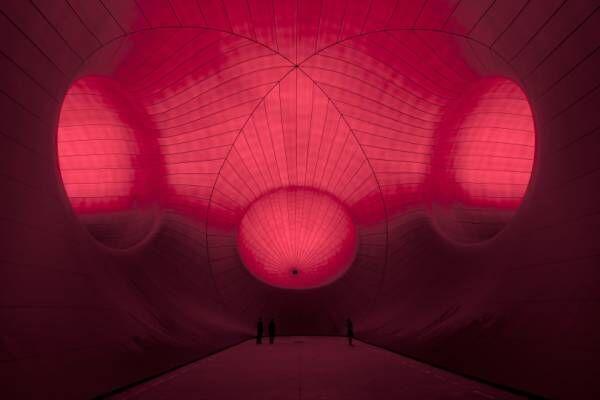 アニッシュ・カプーアによる国内最大規模の個展、「おおいた大茶会」の一環として開催