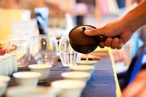 世界のお茶が100種類以上集まるお茶づくしのイベントが青山で開催!