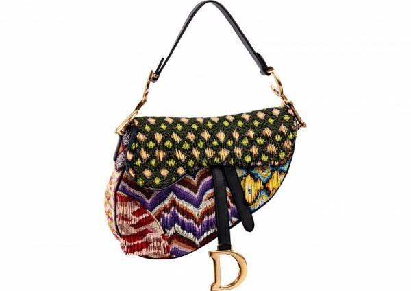 ディオール「サドル」バッグの新作が全世界同時ローンチ! 伝説のバッグが新たな解釈で登場