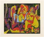 ピカソの版画作品が並ぶ展覧会が「えき」KYOTOで開催! 影響を受けた巨匠たちの作品と合わせて約100点を展示