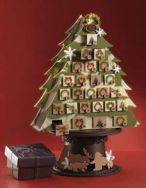 リアル過ぎるクマのチョコ!? リーガロイヤルホテルのクリスマス限定ショコラ