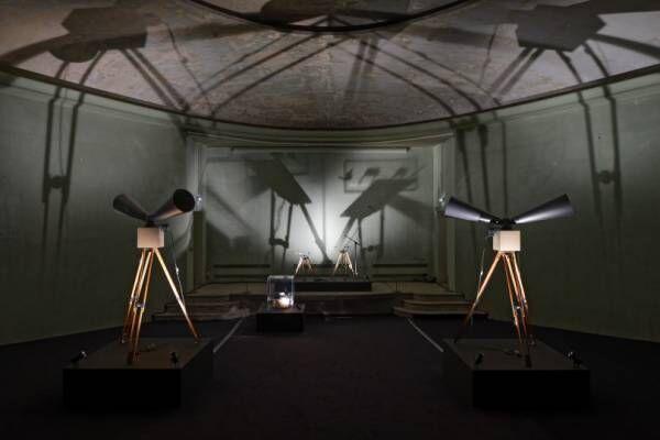 注目の新進アーティスト・毛利悠子が世界初となる美術館での個展を十和田市現代美術館で開催