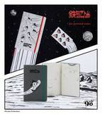 モレスキン、鉄腕アトムの限定ノートブック発売! アトムがノートを飛び交う