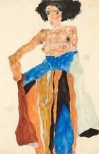 エゴン・シーレ&ジャン=ミシェル・バスキアの展覧会がパリのフォンダシオン ルイ・ヴィトンで同時開催