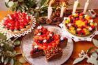 キル フェ ボン、クリスマスタルトの予約受付開始! フルーツたっぷり3種類のタルトがクリスマスを彩る