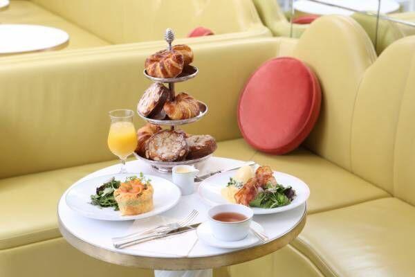 ラデュレ 青山店、パリで人気の朝食メニューがスタート! スクランブルエッグやフレンチトーストも