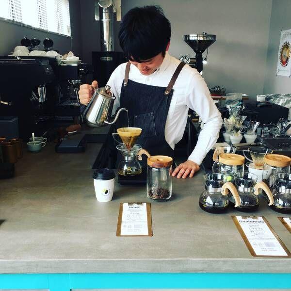 厳選したシングルオリジンコーヒーの専門店が集結する「コーヒーコレクション」が神田錦町にて開催