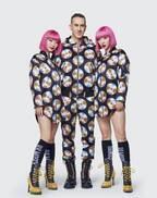 """H&Mとモスキーノがコラボレーション! """"MOSCHINO [tv] H&M""""のポップなストリートルックをチェック"""