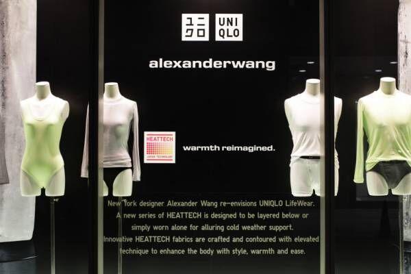 ユニクロ×アレキサンダー ワンのヒートテックコレクション11月9日発売! ビジュアルも公開