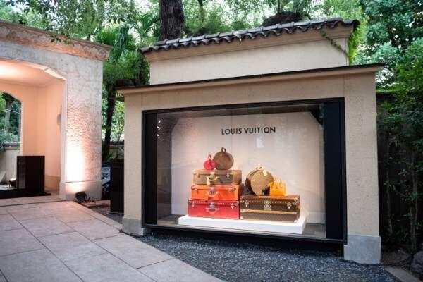 ルイ・ヴィトンがkudan houseでみせたオブジェコレクション「レ・プティ・ノマド」の世界