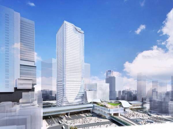 渋谷駅の真上に47階建ての「渋谷スクランブルスクエア」が2019年秋開業! 展望台や商業施設も